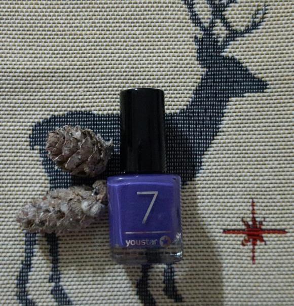 youstar nagellack adventskalender t rchen nr 7 kritzelzwerg. Black Bedroom Furniture Sets. Home Design Ideas
